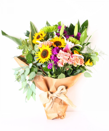 Country Garden Hand tied bouquet