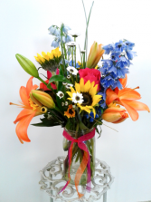 Country Girl Fresh Arrangement