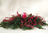 Country Holiday  Centerpiece
