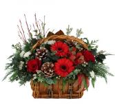 Celebrate Christmas Basket