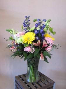 Country Lovin Custom Fitzgerald Flowers Arrangement in La Grande, OR | FITZGERALD FLOWERS