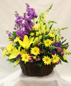 Country Meadow Floral Bouquet