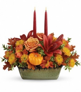 Country Oven  Centerpiece  in Fort Lauderdale, FL   ENCHANTMENT FLORIST