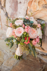 Country Rustic Wedding bouquet