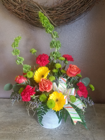 Country sunshine Fresh arrangement