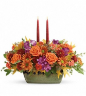 Country Surprise Thanksgiving Centerpiece