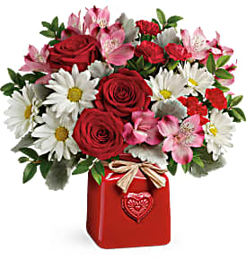 Country Sweetheart Bouquet Teleflora