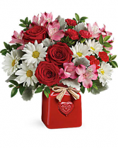 Country Sweetheart Premium Arrangement