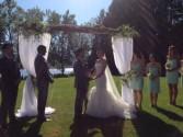 Courtney Lane Wedding