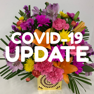 COVID-19 UPDATE  **Please read before ordering** in Mount Pearl, NL | MOUNT PEARL FLORIST