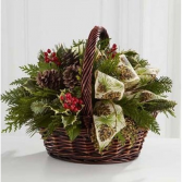 Cozy Christmas Centerpiece