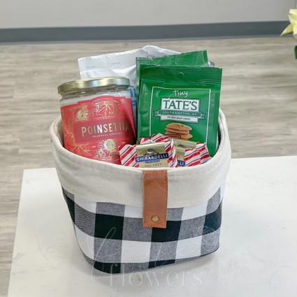 Cozy Christmas Gift Set Gift Basket
