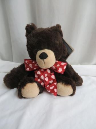 Cozy Plush Fully Heatable Bear Stuffed Heatable Bear