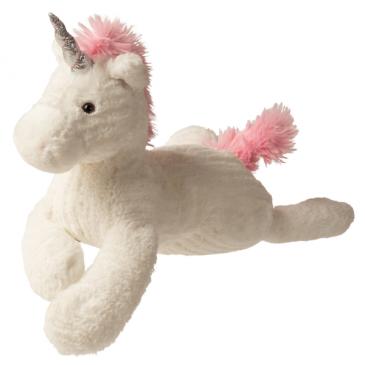 """Cozy Toes Unicorn - 17"""" Mary Meyer Plush"""