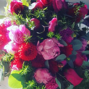cranberry bouquet