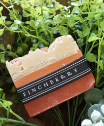 Cranberry Chutney Finchberry Soap Beauty & Bath Products