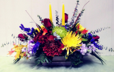 Crate of Thanks Centerpiece