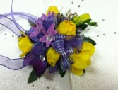 Crazy Dance PROM FLOWERS