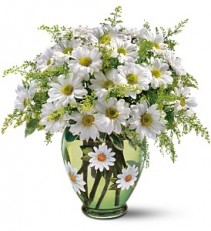 Crazy for Daisies Floral Bouquet