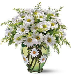 Crazy for Daisies Floral Bouquet in Whitesboro, NY | KOWALSKI FLOWERS INC.