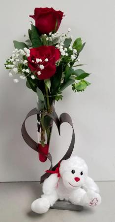 Crazy for You Vase