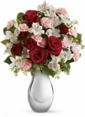 Crazy For You Vase Arrangement