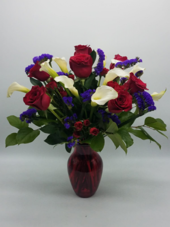 Crazy In Love Flower Arrangement