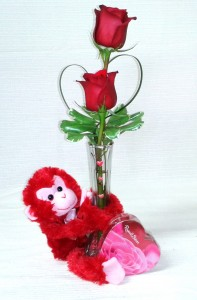 Crazy in Love Flowers, Chocolates, Plush