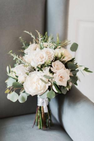 Cream and white Bouquet  Any occasion