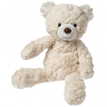 "Cream Putty Bear - 11"" Mary Meyer Plush"