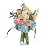 Creamsicle Deluxe Arrangement