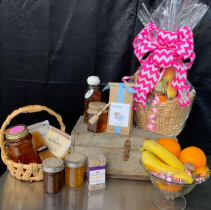 Create Your Own Gift Basket