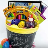 Creative Bunny Basket  Gift Basket