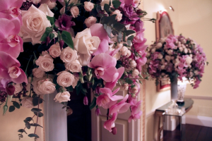 Entrance and Alter Arrangements   in Oakville, ON   ANN'S FLOWER BOUTIQUE-Wedding & Event Florist