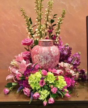 Cremation Urn Wreath  in Waterbury, CT | GRAHAM'S FLORIST