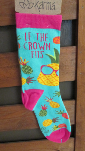 Crew socks If the Crown Fits
