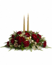 "Crimson and Candlelight T580-1 22.5""(w) x 16""(h)"