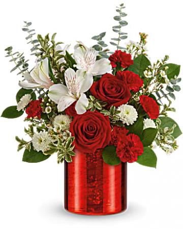 Crimson Crush Bouquet  Valentine