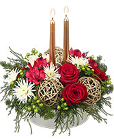 DECEMBER DAZZLER Centerpiece