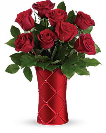 Crimson Luxury Bouquet All Occasions