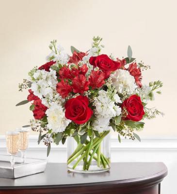 Crimson Rose All Occasions