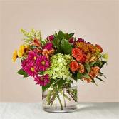 Crisp and Bright Bouquet Vase arrangement