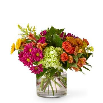 Crisp & Bright Bouquet