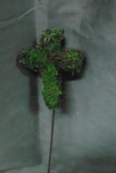Cross Garden Style 4 inch Cross Garden Style 4 inch