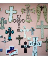 Crosses Large Selection
