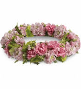 Crown of Soft Pinks Headpiece