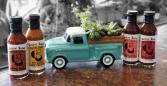 Cruising Chevy Pickup Succulent  Smoking's Swine Bundle