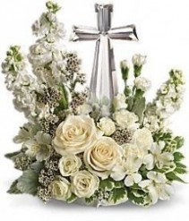 CRYSTAL CROSS  OF FAITH GREAT FOR ANY OCCASION