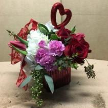 Cubic Romance valentine