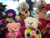 Cuddles Stuffed animals